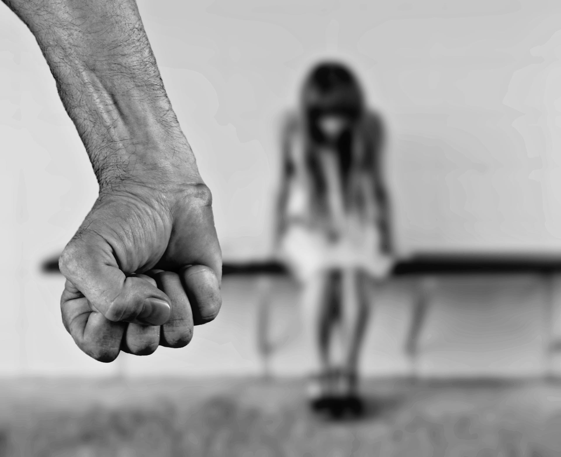 human trafficking relies on fear and intimidation